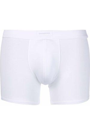 Ermenegildo Zegna Homem Boxers - Plain logo boxers