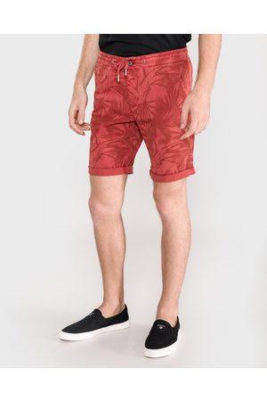 TOM TAILOR Short pants Red