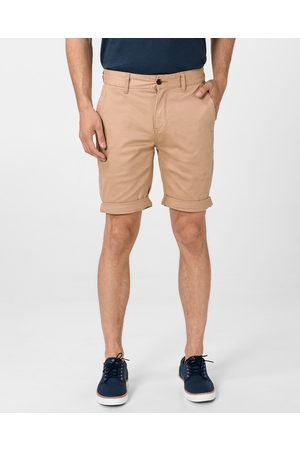 Tommy Jeans Short pants Brown
