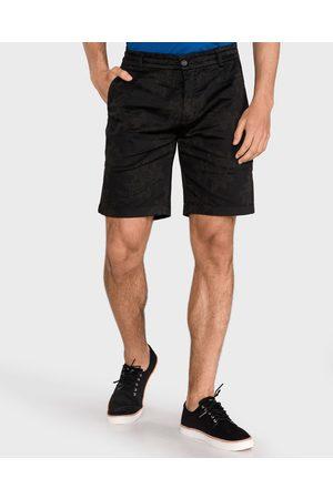 Replay Homem Calções - Short pants Black