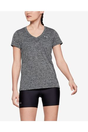 Under Armour Tech™ Twist T-shirt Grey