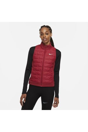 Nike Mulher Coletes - Colete de running com enchimento sintético Therma-FIT para mulher
