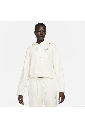 Nike Mulher Camisolas com capuz - Hoodie de lã cardada Jordan Essentials para mulher