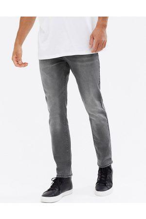 New Look Homem Slim - Slim jeans in washed grey