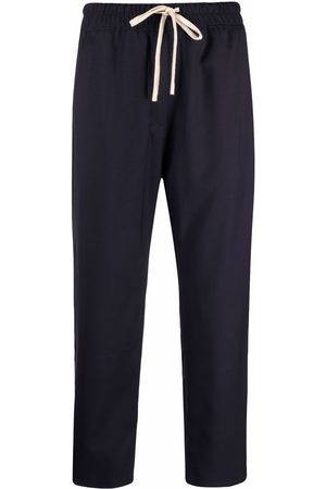 NILI LOTAN Mulher Calças Formal - Cropped tailored trousers