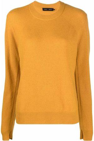 Proenza Schouler Mulher Camisolas - Eco cashmere jumper