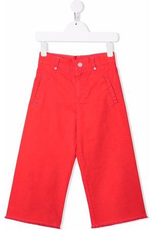 The Marc Jacobs Menina Calças à Boca-de-sino - Wide leg trousers