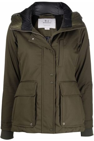 Woolrich Mulher Casacos de Inverno - Yetna down-padded parka coat