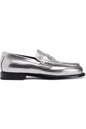 Giuseppe Zanotti Euro leather loafers