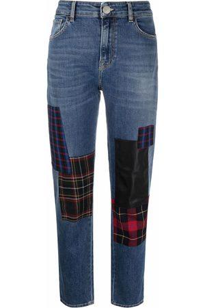 Pinko Patchwork slim-fit jeans