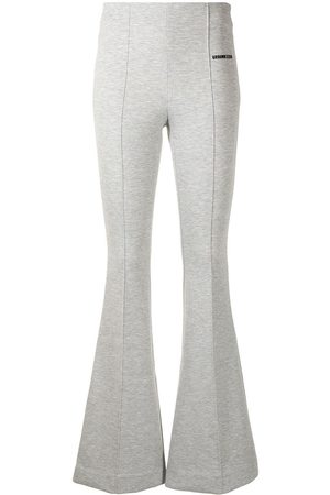 Ground Zero Stretch-fit bootcut trousers