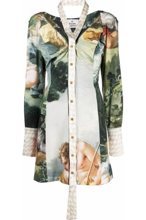Vivienne Westwood Naked button-up dress