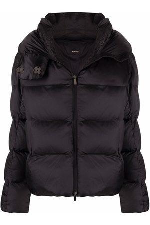 Pinko Hooded puffer coat