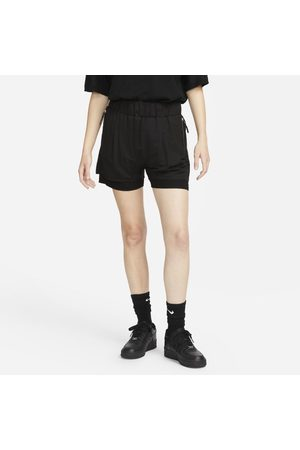Nike Mulher Calções - Calções entrançados ESC para mulher
