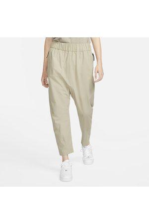 Nike Mulher Calças - Calças desportivas entrançadas ESC para mulher