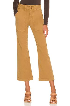 Joie Mulher Calças - Mason Pant in - Tan. Size 0 (also in 10, 12, 2, 4, 6, 8).