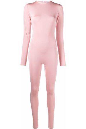 Atu Body Couture Mulher Macacões Compridos - Stretch long-sleeved jumpsuit