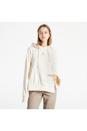 adidas Mulher Camisolas com capuz - Adidas Hoodie Wonder White