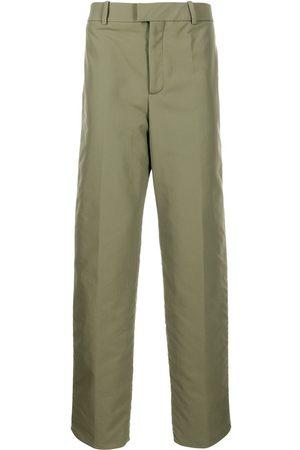Off-White Homem Calças à Boca-de-sino - Wide-leg trousers