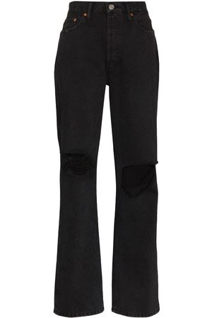 RE/DONE Mulher Retos - 90s High Rise Loose jeans