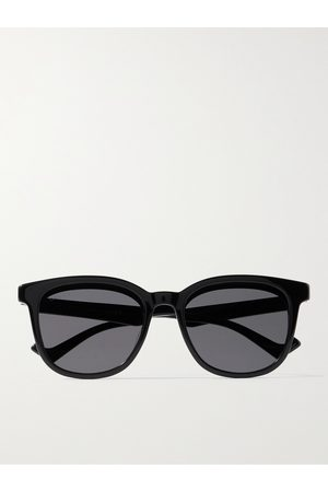 Gucci Homem Óculos de Sol - D-Frame Acetate Sunglasses