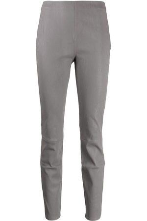 LORENA ANTONIAZZI Skinny leather leggings