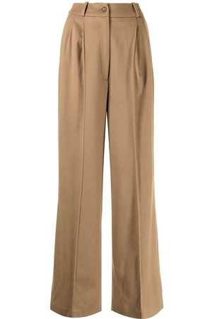 Loulou Studio Mulher Calças Formal - Resting tailored trousers