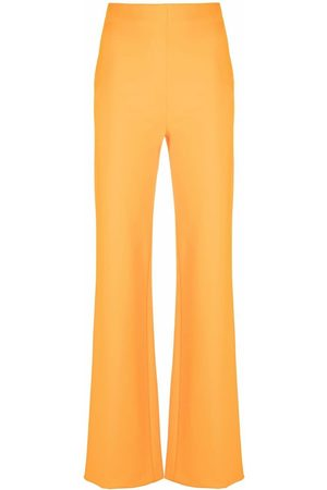 Emilio Pucci Wide-leg pull-on trousers