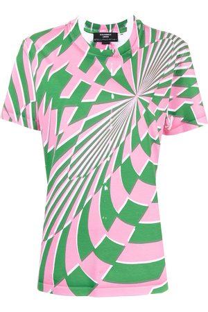 Stella McCartney X Ed Curtis Psychedelic-print T-shirt