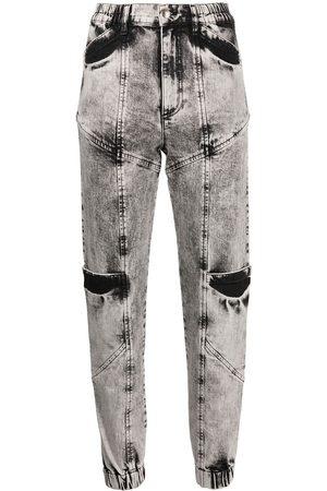 Retrofete Tatum acid-wash jeans