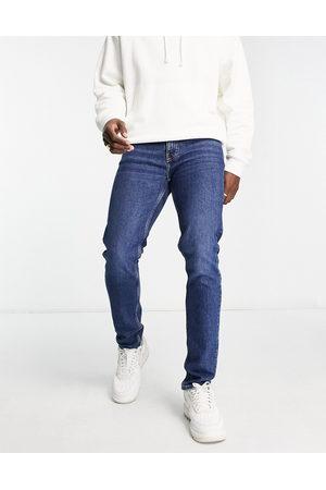 Weekday Friday slim jeans in ocean blue