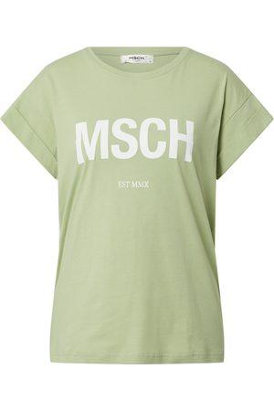 Moss Copenhagen Mulher T-shirts & Manga Curta - Camisa 'Alva