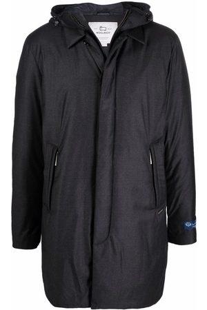 Woolrich Luxury hooded coat