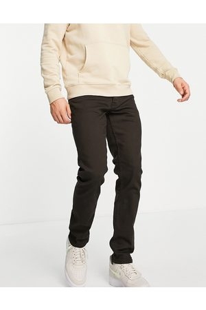 Only & Sons Slim fit jeans in khaki-Green