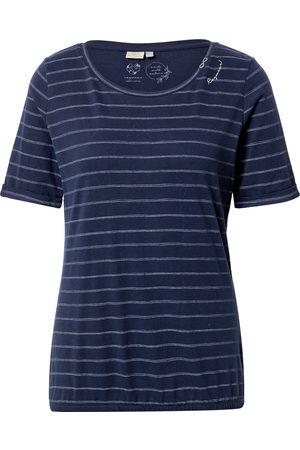 Ragwear Mulher T-shirts & Manga Curta - Camisa 'SALTITA