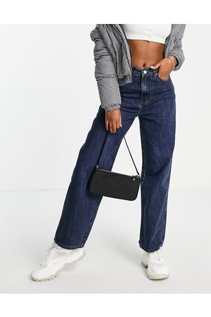 Urban Revivo Baggy jeans in blue