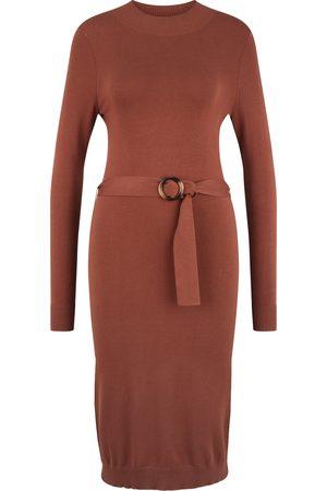 Lascana Mulher Vestidos de Malha - Vestido de malha