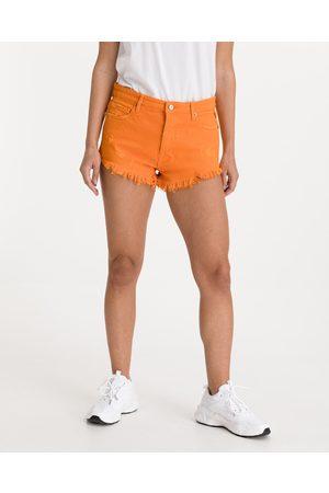 Replay Rose Shorts Orange