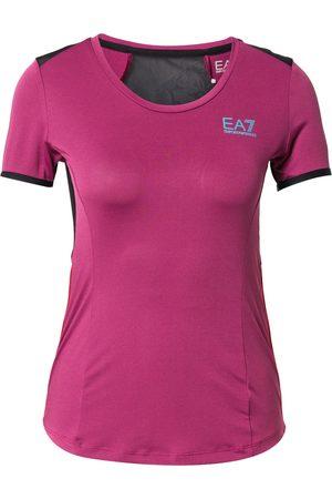 EA7 Camisa funcionais