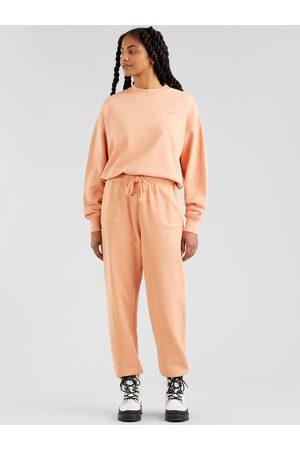 Levi's Mulher Calças - Sweatpants Orange