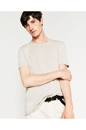 Homem Camisolas - Zara CAMISOLA DE MALHA LISA - Disponível em mais cores