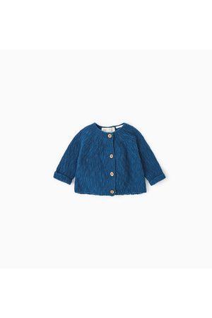 Criança Cardigans - Zara CASACO DE MALHA - Disponível em mais cores